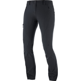 Salomon Wayfarer Tapered broek Dames zwart